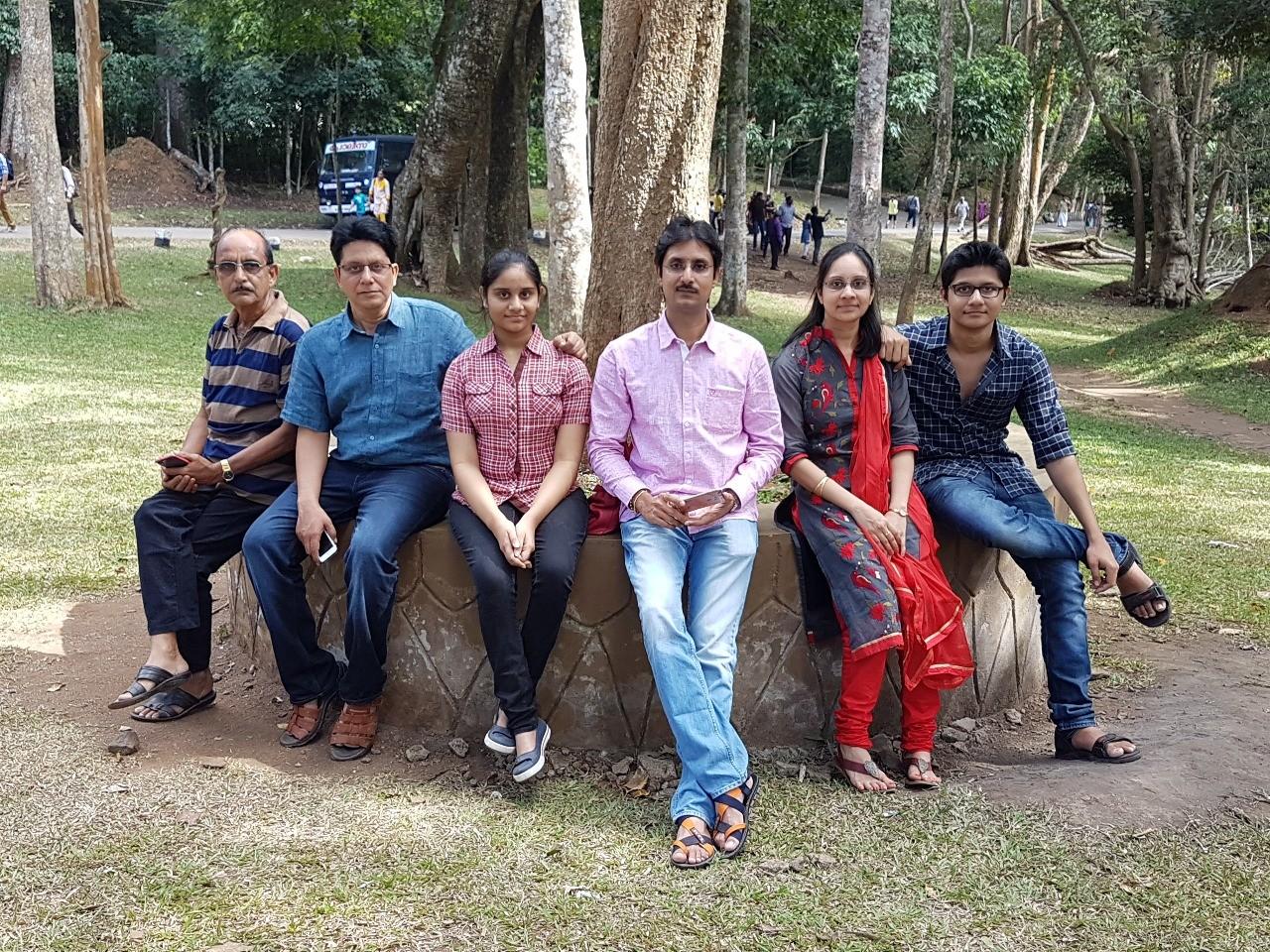 Mr  Nagendra  Anil Sanmarg