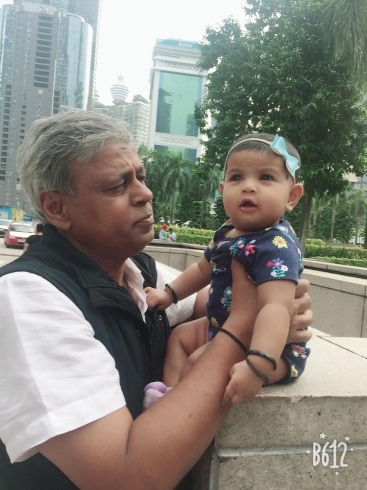 Mr Sunil Kumar Meesala Gopal