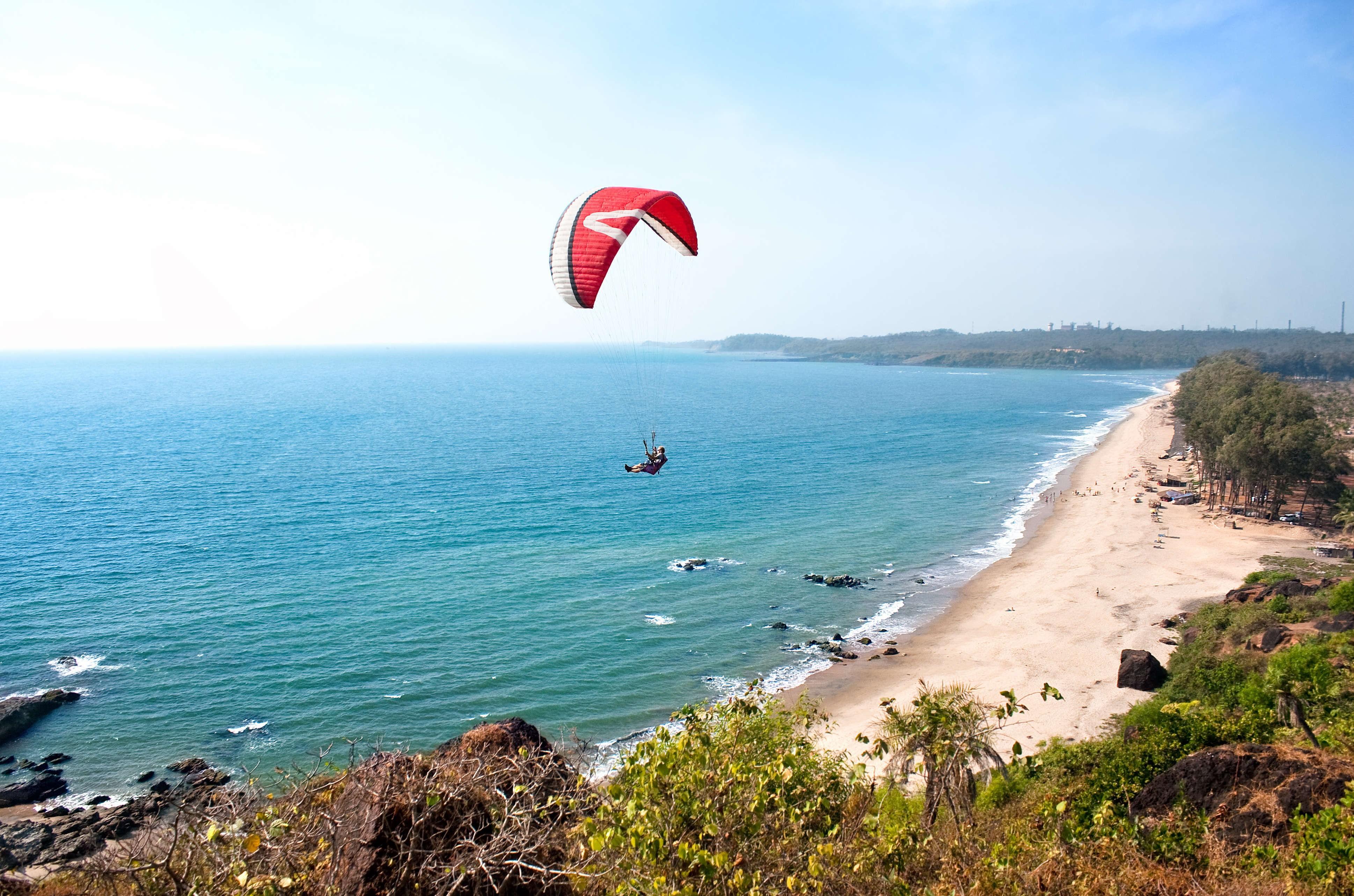 Tourist Paradise - Goa