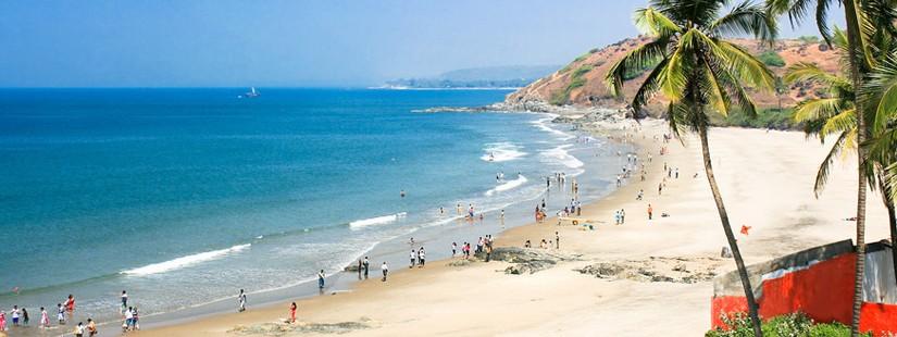 Tourist Paradise - Goa - 2N/3D