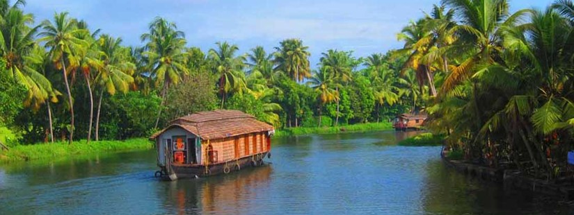 Munnar With Backwaters  - 4N/5D