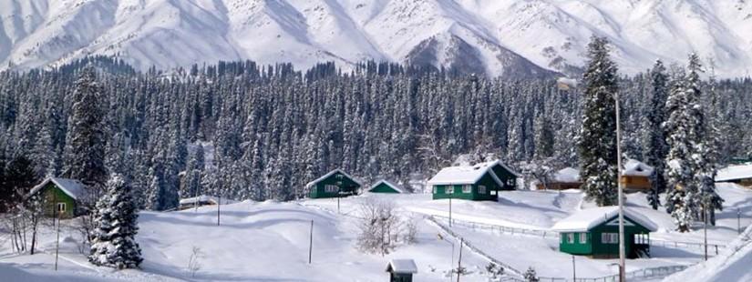 Scenic Kashmir -Ex Srinagar - 7N/8D