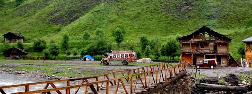 Jannat - E - Kashmir - Ex Srinagar - 6N/7D