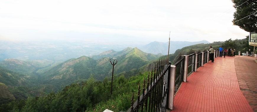 Princess Of Hill Stations - Ex Madurai - 3N/4D